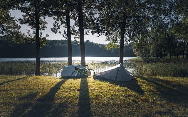 Biking Camping